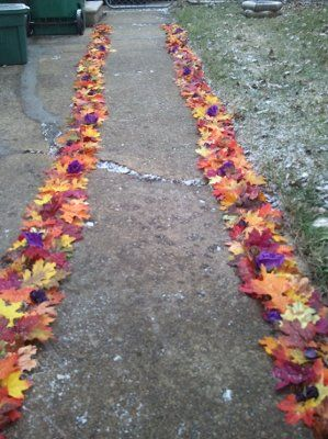 DIY Aisle runner....DONE! | Weddings, Do It Yourself, Style and Decor | Wedding Forums | WeddingWire