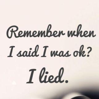 I lied.