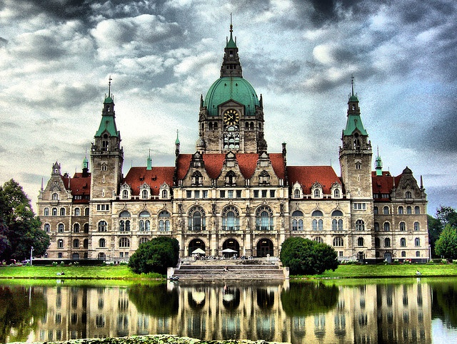 Rathaus Hannover, Germany