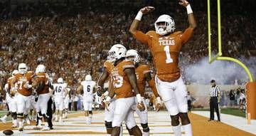 Gird your Horns. Wooderson is in the house. The Texas Longhorns will put up their hooves against the Fighting Irish on Sunday, and they got a not-uncommon pep talk at practice Wednesday from Bevo-in-human-form Matthew McConuaghey, 247 Sports reports. The team spread the word all over Twitter, too, with offensive tackle Tristan Nickelson, defensive tackle …