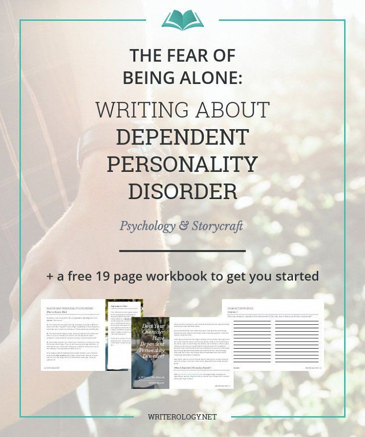 dependent personality disorder characters