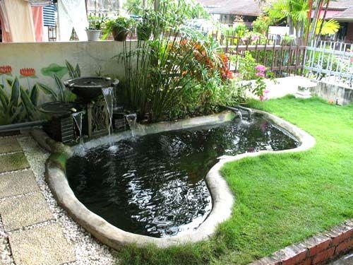 25 best ideas about pond filter system on pinterest for Koi pond system