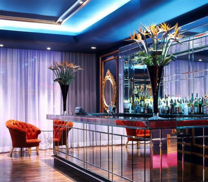 Designed With A Disco Chic Style In Mind The G Hotel On Ireland S West
