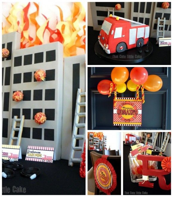 7 Tips for Throwing An Awesome Fire Truck Party  Fireman PartyFireman SamBirthday   85 best For Jessica images on Pinterest   Firemen  Fireman sam and  . Fireman Sam Bedroom Ideas. Home Design Ideas