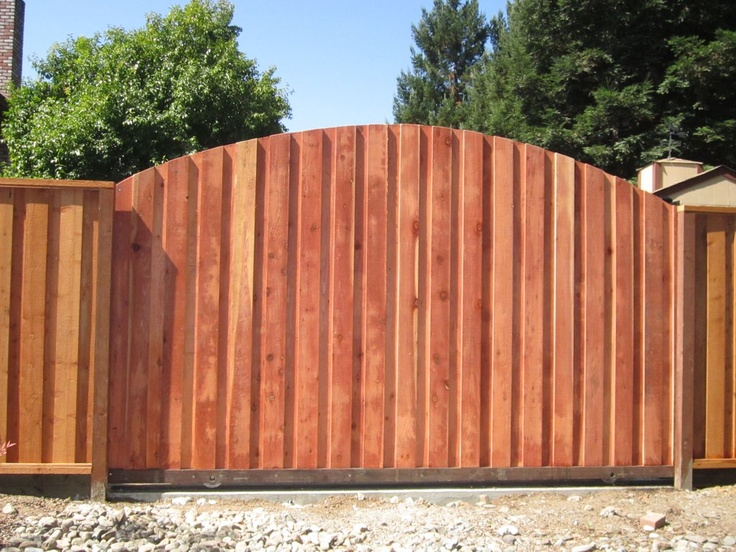 1000 Images About Front Rolling Gate On Pinterest