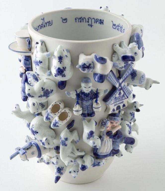 """""""Wonderable"""" Dutch Trinket Vases by Carla Peters: Idea, Remembrances, Cornelis Souvenir, Delft Blue, Blue White, Delfts Blue, Blues"""