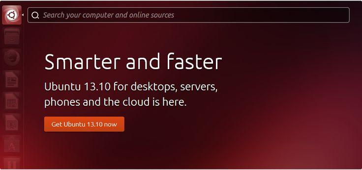 Ubuntu 13.10 rilasciato da Canonical