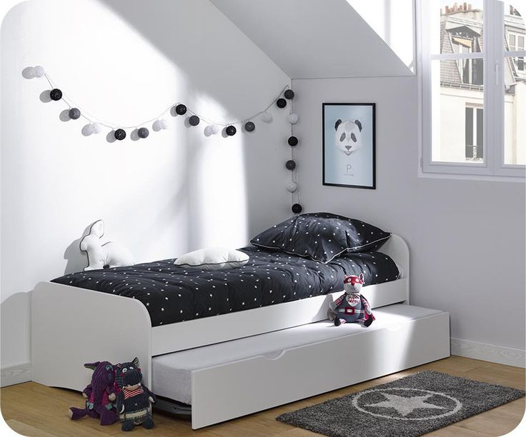 17 best ideas about lit gigogne enfant on pinterest lit avec rangement int gr lit mezzanine. Black Bedroom Furniture Sets. Home Design Ideas