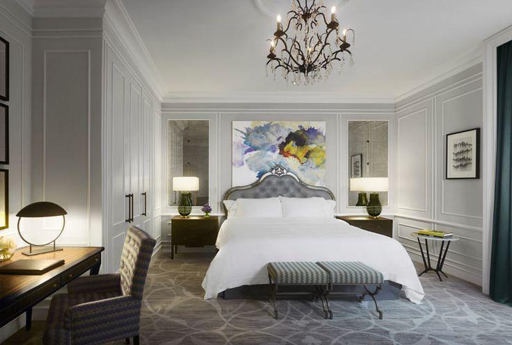 Hotel Maria Cristina, a Luxury Collection Hotel, San Sebastian - King Room