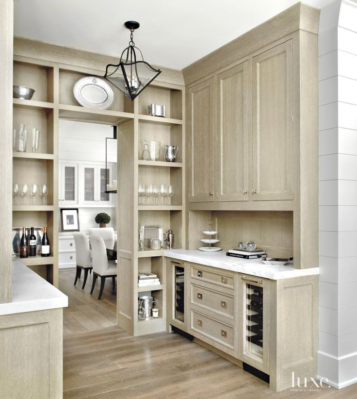 Kitchen With Butlers Pantry Designs: 1000+ Images About Butler's Pantry Or Scullery On