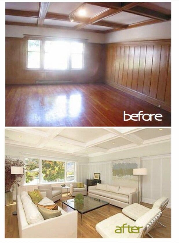 Painted Paneling Living Room: 20 Best Decorating A Room With Knotty Pine Walls Images On