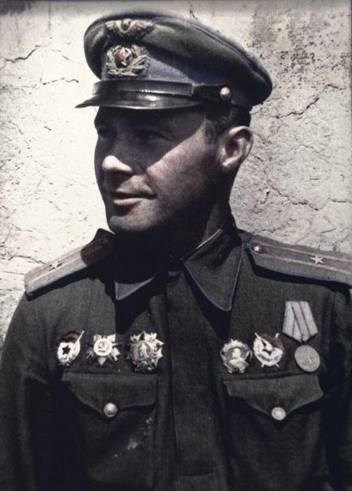 Вторая мировая война в цвете. Незабываемые кадры! / Всё самое лучшее из интернета