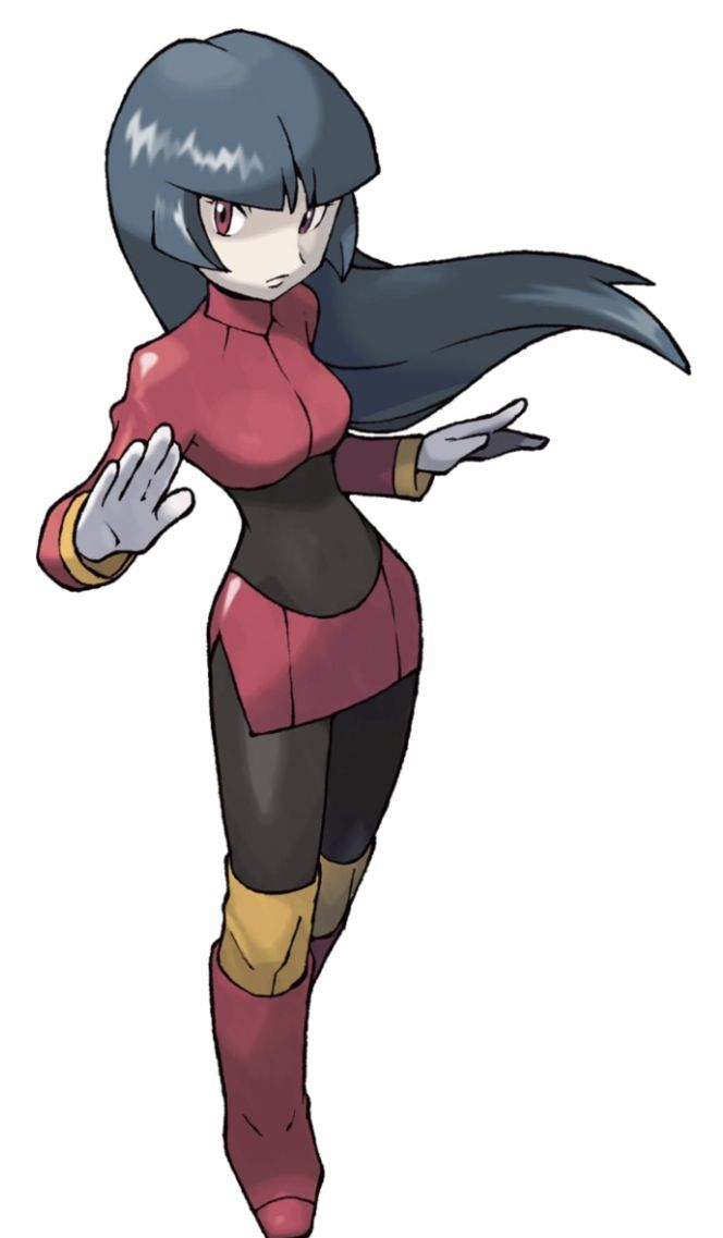 115 best images about pokemon sabrina on pinterest pokemon pokemon pokemon games and blush - Morgane pokemon ...