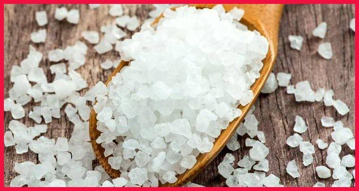 فوائد وأضرار الملح الإنجليزي Epsom Salt مع طريقة الإستخدام Epsom Salt Benefits Epsom Salt Uses Salt