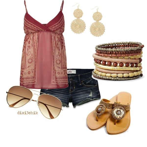 summer outfits http://fashionistatrends.com/summer-outfits-relaxed-5/
