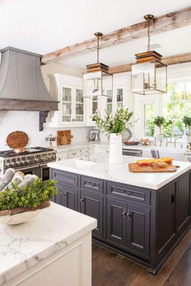 35 Awesome Most Amazing Rustic Farmhouse Kitchen Design Rustic