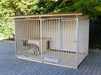 Sonderserie Hundezwinger 2 seitig geschlossen,