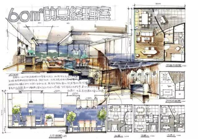 72 best maison d\u0027artiste images on Pinterest Interior sketch