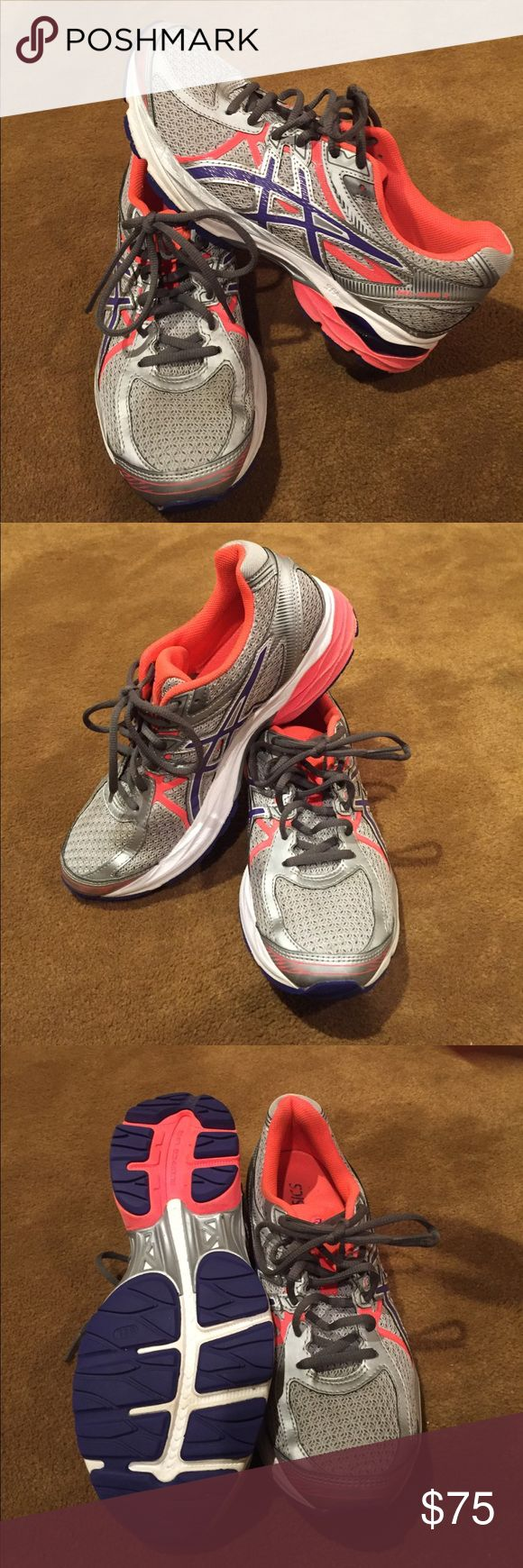ASICS Gel Flux 3 woman's size 8.5 Up for sale is a pair of ASICS Gel Flux 3. They are size 8.5. They are in excellent condition and have only been worn indoors for a dance fitness class. Asics Shoes Sneakers