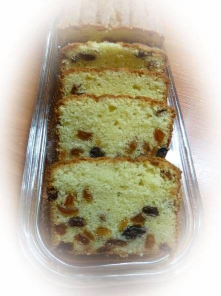 Pappa`s Rozijnen Cake recept | Smulweb.nl