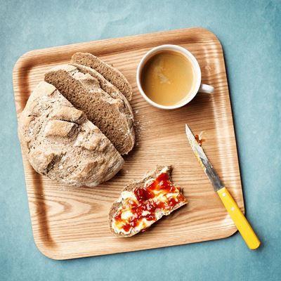 'handmade' volkorenbrood