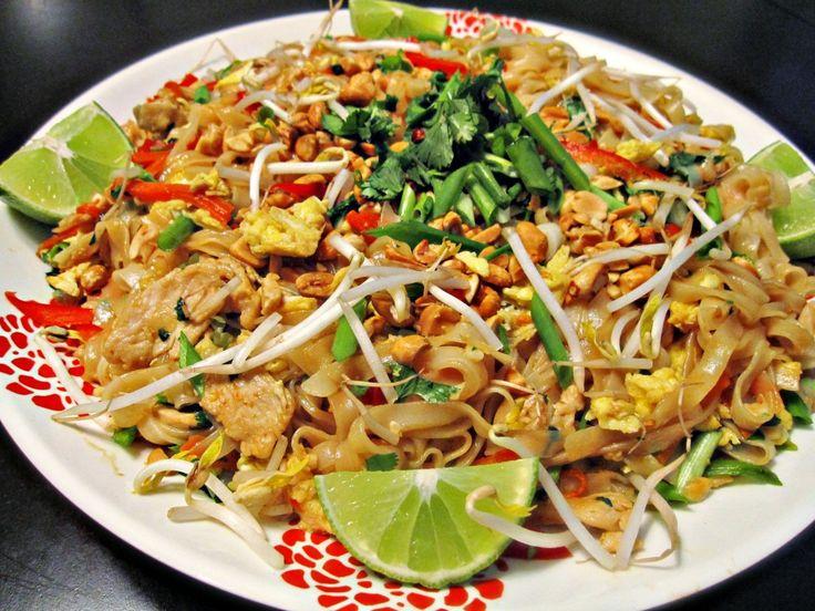 Pad Thai | Dinners | Pinterest