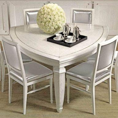Украшение столовой – красивый и удобный гарнитур