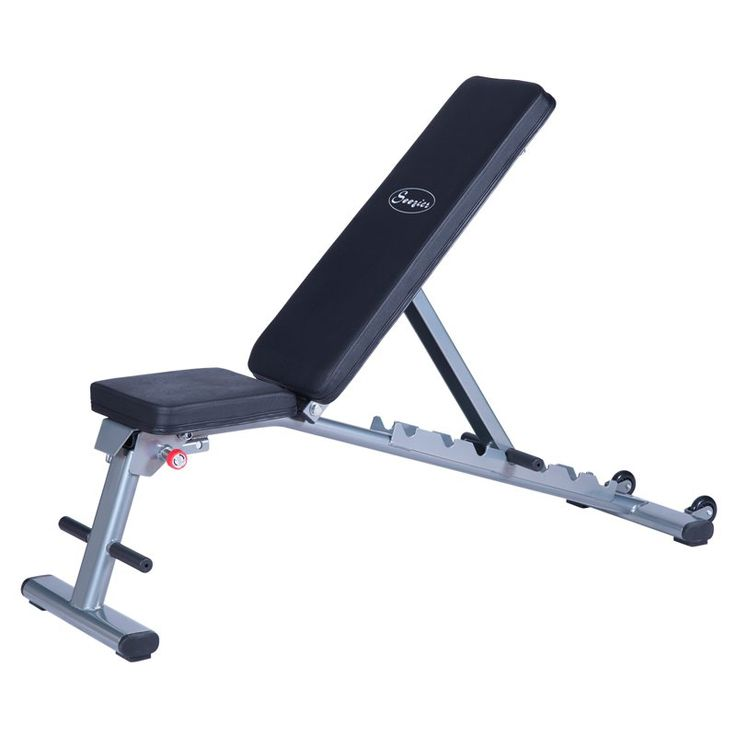 Weights And Benches For Sale Part - 30: Soozier 7 Position Adjustable Weight Bench - A90-012