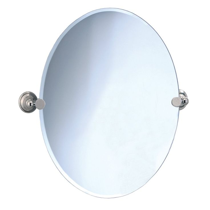 Gatco 4589 Laurel Ave. Oval Wall Mirror, Polished Nickel. With a visage from a timeless era, the Laurel Ave. suite adopted its elegance from the Early American 1800's, capturing the best from this unforgettable era. Commemorating a time-honored style, the Laurel Ave. Suite features sphere-like finials and beautifully poised escutcheon plates that will create a vintage aura in any bathroom. Carefully Hand polished and precisely HAND CRAFTED from high caliber metalwork. EASILY mount this...