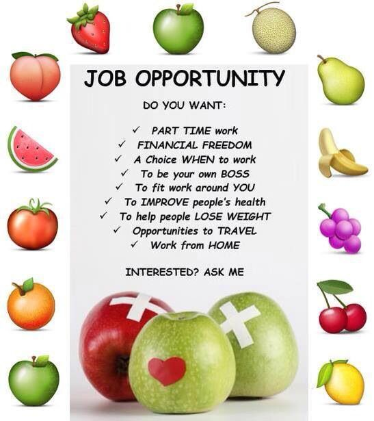 If you want to help others get healthy, increase your wealth and have the time to enjoy it, then why not be your own boss! Do as I have done and join my Juice Plus team! Pamgroh.juiceplus.com