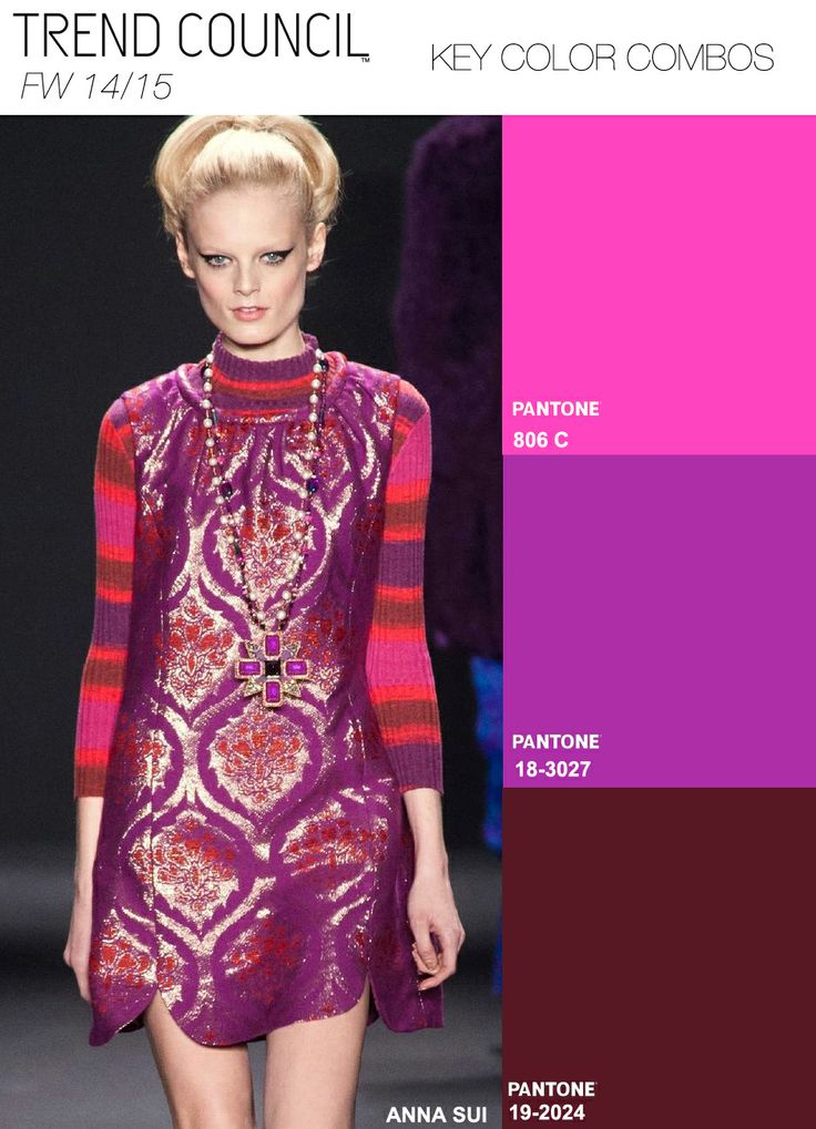 Trend Council: Color COMBO