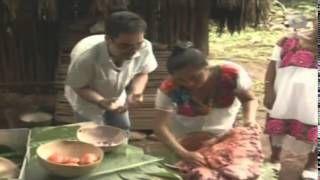 Preparación original de la cochinita pibil https://www.youtube.com/channel/UC1Sxb0RkS0E_RdxIcqD8Hmg