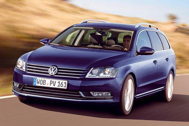 Volkswagen Passat универсал - 110 кВт