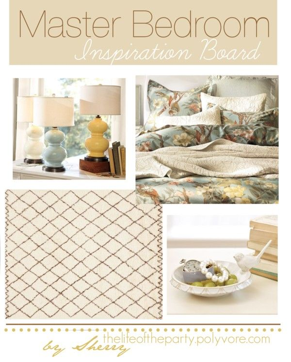 """""""Master Bedroom"""" by thelifeoftheparty on Polyvore"""