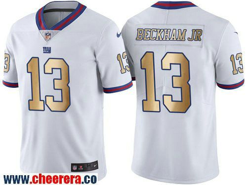 ... Nike Gridiron Gray II Limited Jersey - Gray Mens New York Giants 13  Odell Beckham Jr White 2016 Color Rush Gold Stitched NFL ... e86e5bb05