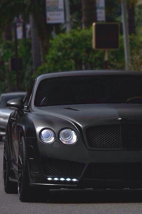 Matte Bentley #cars