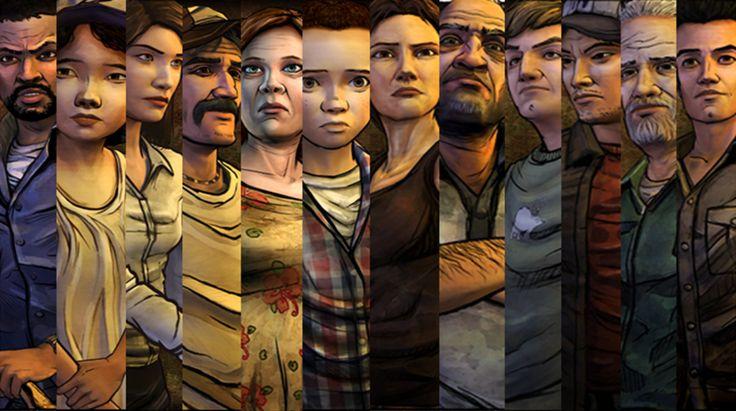 The Walking Dead... by LeelalouiseLaraCroft.deviantart.com on @deviantART