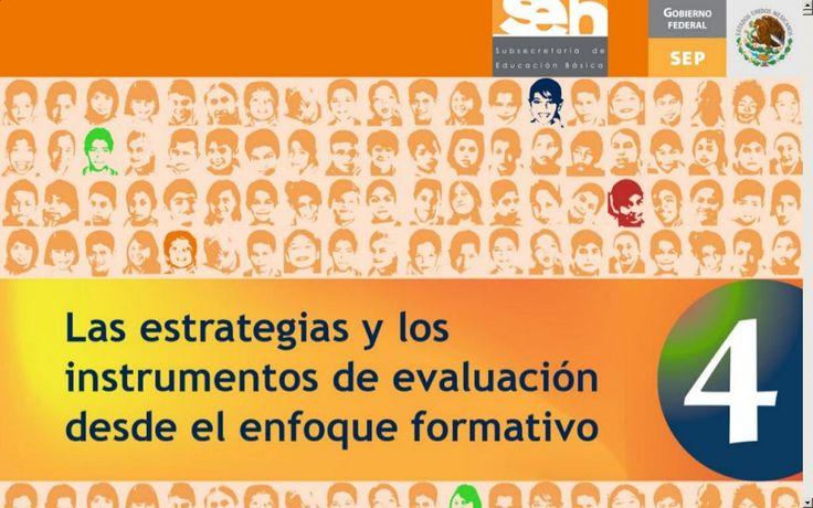 Estrategias e Instrumentos de Evaluación - Ejemplos bajo Enfoque Formativo   #Presentación #Educación