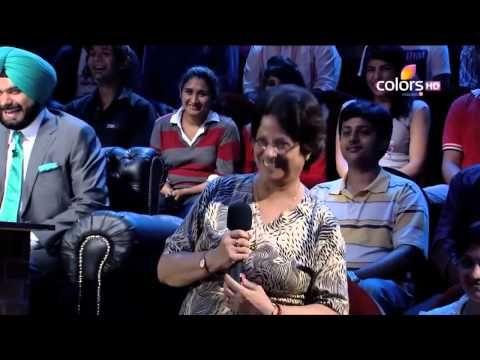 Sunil Shetty dances with fans | Kapil Sharma Video Website