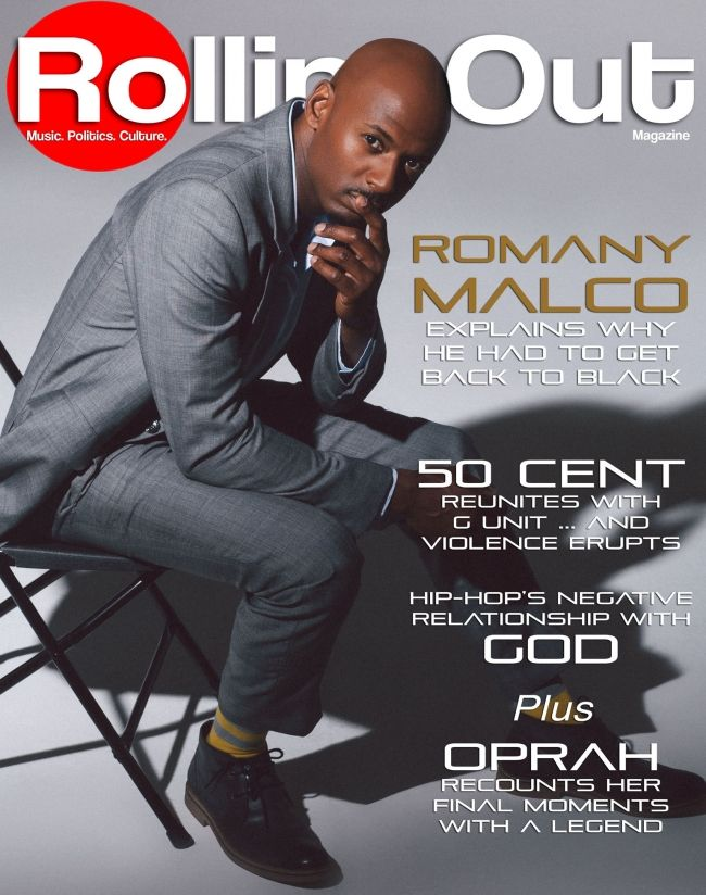 Romany Malco: 'I don't have that core black audience on my side'