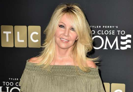 Heather Locklear - Marc Flores/Getty Images