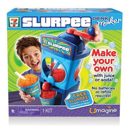 slurpee maker machine