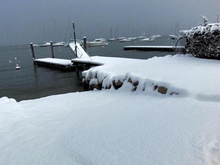 Circolo Velico, Bardolino, Lake Garda, Verona Feb 6th, 2012