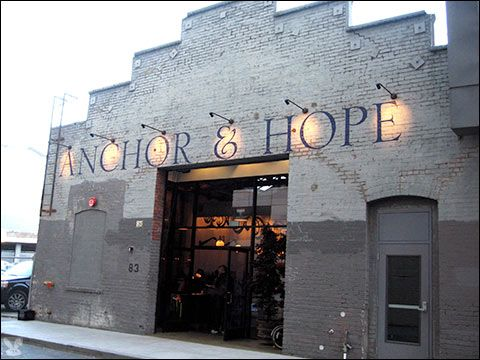 Anchor & Hope in SF. They're on their seafood game. Try the uni, charred baby octopus, and halibut...you won't be sorry!