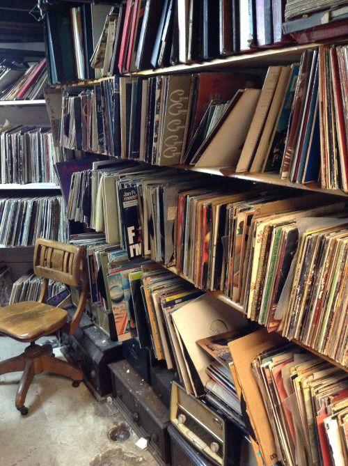 die besten 25 schallplattensammlung ideen auf pinterest. Black Bedroom Furniture Sets. Home Design Ideas