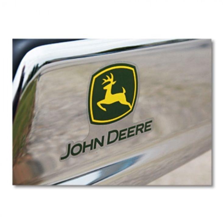 John Deere Stick Onz Trademark Decal | RunGreen.com Part 69