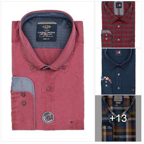 Tym razem koszule sportowe dostępne w naszych sklepach. Pamiętajcie też, że możecie już dziś zamówić u nas unikatową koszulę uszytą na miarę. Wszystkie koszule do zobaczenia na naszym Fanpage'u: https://www.facebook.com/SklepyBigLook/posts/1575893129367471