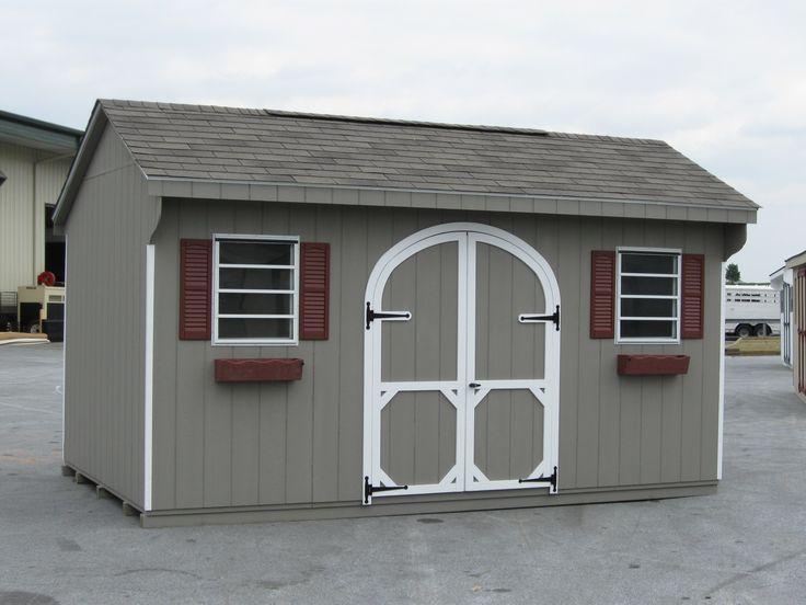 17 Best images about Storage sheds on Pinterest | Storage shed plans