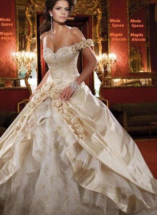 Svatební šaty CINDY