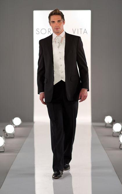 Satin cravat can customize your groomsmen and bridesmaids to perfect match your wedding colors. Exclusive designer groomsmen cravat by Sorella Vita.